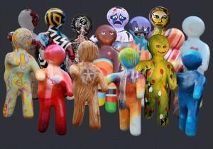 veel poppen